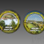 Projekt i wykonanie buttonów dla TOWARZYSTWA PRZYJACIÓŁ DOLNEJ WISŁY