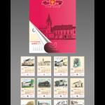 Projekt kalendarza dla URZĘDU MIASTA ŚWIECIE