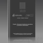 Projekt i wykonanie nadruku na kalendarzu książkowym dla STAROSTWA POWIATOWEGO W CHEŁMNIE