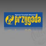 Projekt logo dla firmy ATA PRZYGODA
