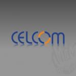 Projekt logo dla firmy CELCOM