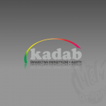 Projekt logo dla firmy KADAB