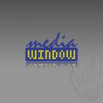 Projekt logo dla AGENCJI REKLAMOWEJ MEDIA WINDOW