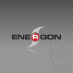 Projekt logo dla firmy ENERGON