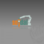 Projekt logo dla firmy SOJDAL
