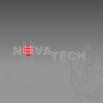 Projekt logo dla firmy NOVA-TECH
