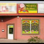 Projekt i wykonanie reklamy sklepu mięsnego