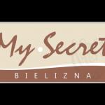 Projekt i wykonanie kasetonu podświetlanego dla sklepu odzieżowego My Secret