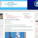 Wdrożenie i oprawa graficzna dla firmy YAHT CLUB MORSKI COLUMBUS