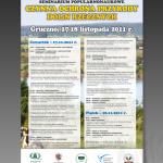 Projekt i wydruk plakatu dla TOWARZYSTWA PRZYJACIÓŁ DOLNEJ WISŁY
