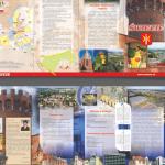 Projekt i wydruk ulotki dla UM ŚWIECIE