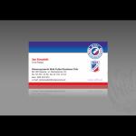 Projekt i wykonanie wizytówki dla STOWARZYSZENIE WDA FUTBOL BUSINESS CLUB